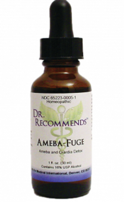 Dr. Recommends Ameba-Fuge 1 oz