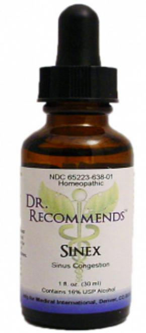 Dr. Recommends Sinex 1oz