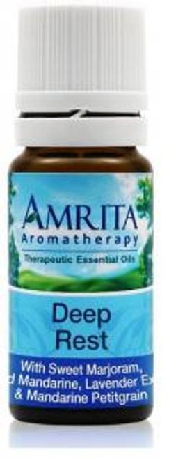 Amrita Aromatherapy Deep Rest Synergy Blend 10 mL