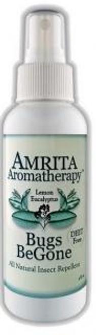 Amrita Aromatherapy Bugs BeGone 4 fl oz