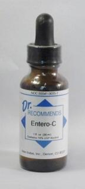 Dr. Recommends Entero-C 1 oz