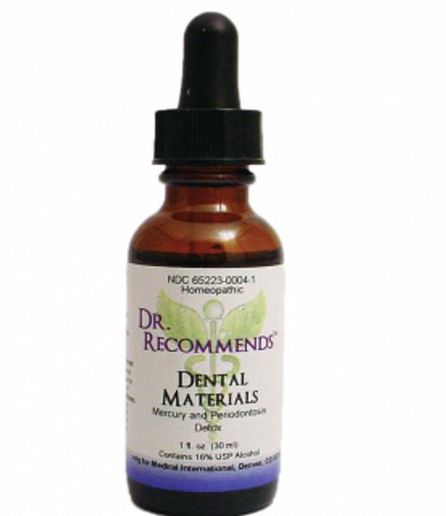 Dr. Recommends Dental Materials 1 oz
