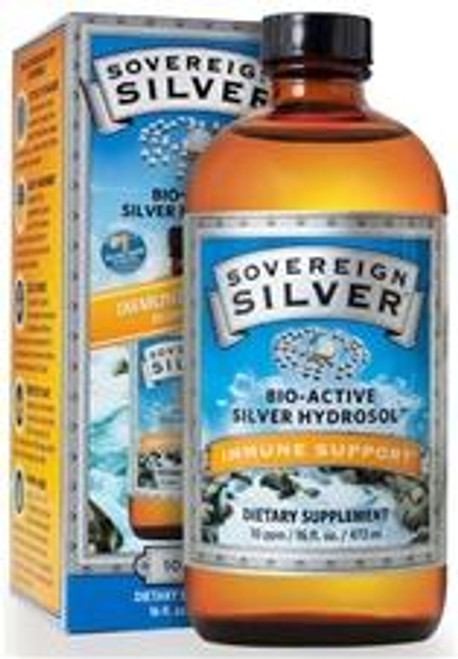 Sovereign Silver 16 oz Bottle