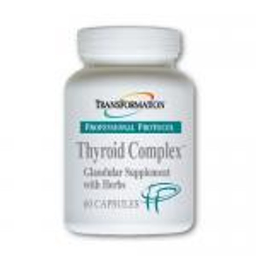 Transformation Enzymes Thyroid Complex 60 count