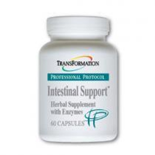 Transformation Enzymes Intestinal Support 60 count