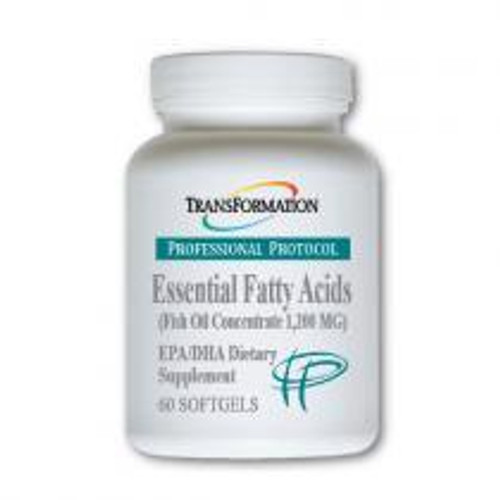 Transformation Enzymes EFA 1200 mg 60 count