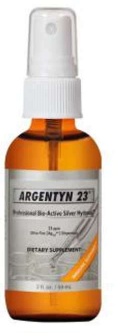 Argentyn 23 2 oz fine mist spray