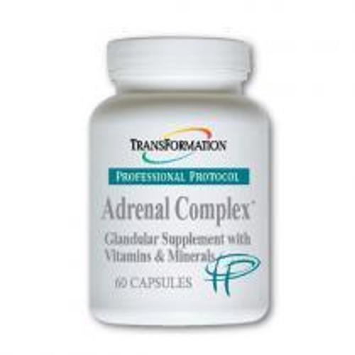 Transformation Enzymes Adrenal Complex 60 count