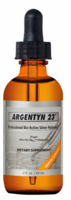 Argentyn 23 2 oz dropper