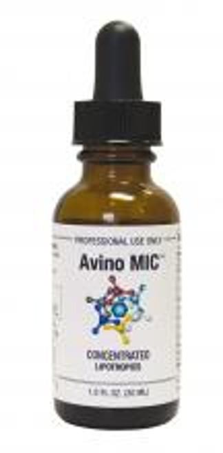 Avino MIC 1 oz bottle