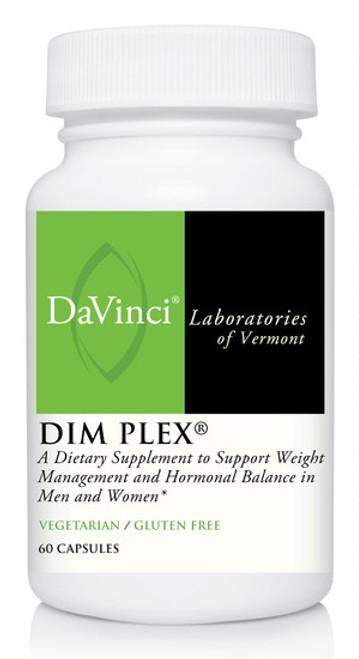 Davinci Labs DIM PLEX® 60 capsules