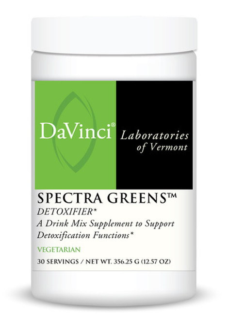 Davinci Labs SPECTRA GREENS 30 Servings 356.25 Grams (12.57 oz)