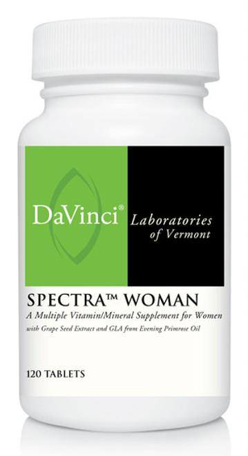 Davinci Labs SPECTRA WOMAN 120 Tablets