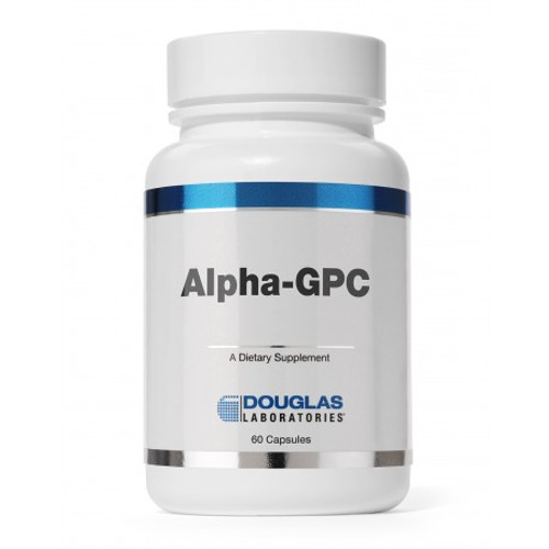 Douglas Labs Alpha-GPC 60 ct caps