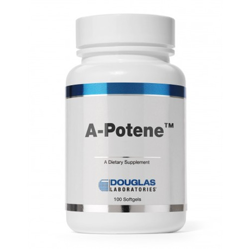 Douglas Labs A-Potene 25,000 IU 100 soft gels