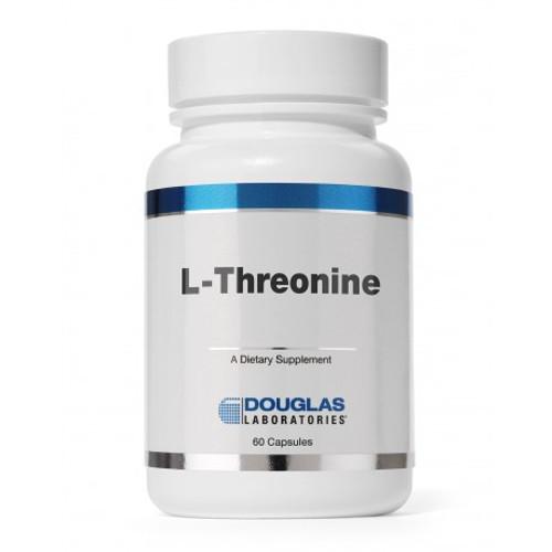 Douglas Labs L-Threonine 500 mg 60 caps