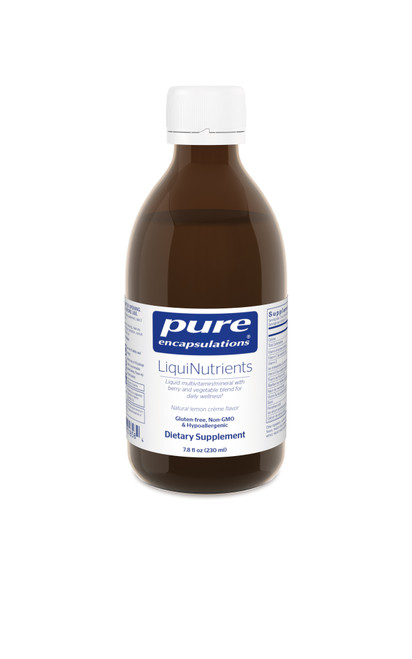 Pure Encapsulations LiquiNutrients 230 ml (7.8 fl oz)