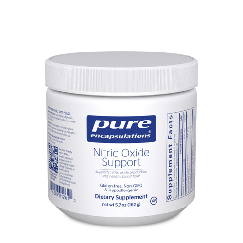 Pure Encapsulations Nitric Oxide Support* 162 gms