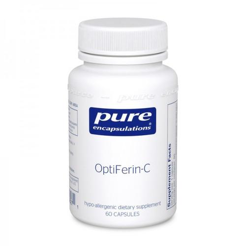 Pure Encapsulations OptiFerin-C 60 capsules
