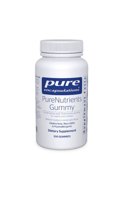 Pure Encapsulations PureNutrients 100 Gummies