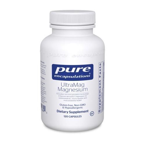 Pure Encapsulations UltraMag Magnesium 120 capsules