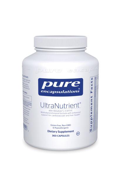 Pure Encapsulations UltraNutrient 360 capsules