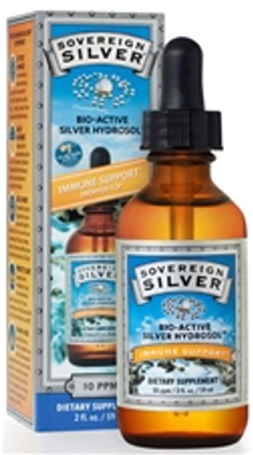 Sovereign Silver 2 oz Dropper Bottle