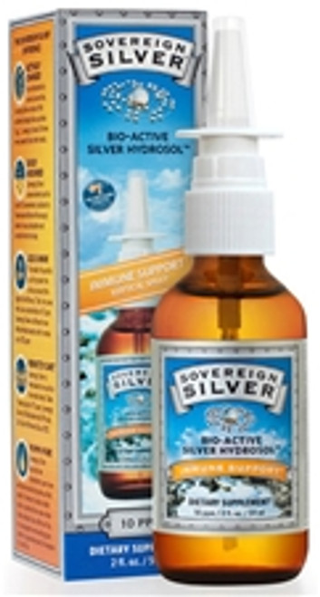 Sovereign Silver 2 oz Vertical Spray