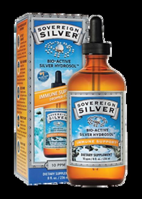 Sovereign Silver 8 oz Bottle