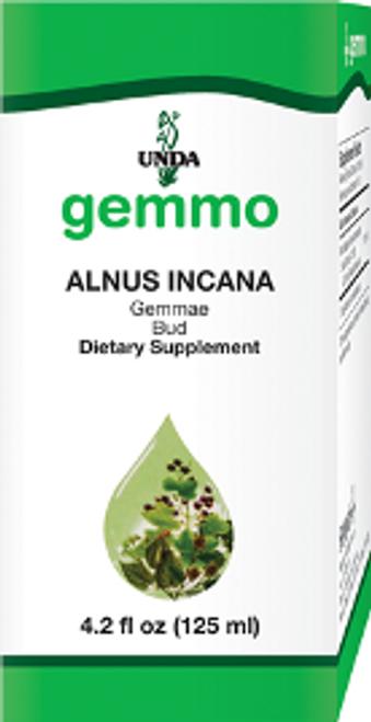 UNDA Gemmotherapy Alnus Incana (Mountain Alder Bud) 4.2 fl oz (125 ml)