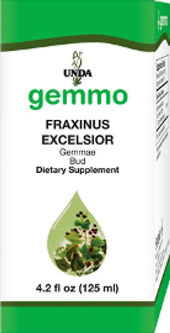 UNDA Gemmotherapy Fraxinus Excelsior (Ash bud) 4.2 fl oz (125 ml)