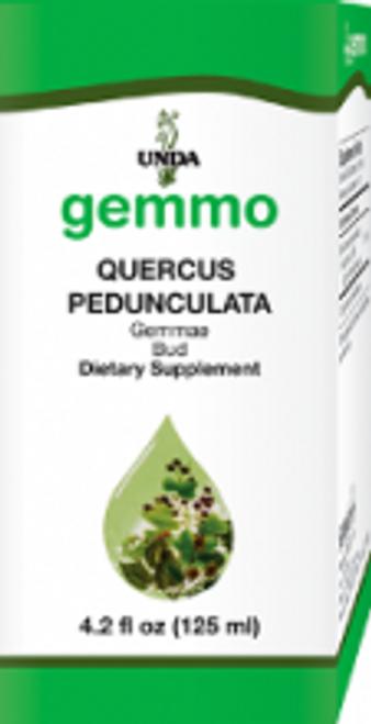 UNDA Gemmotherapy Quercus Pedunculata (Oak bud) 4.2 fl oz (125 ml)