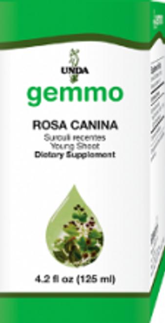 UNDA Gemmotherapy Rosa Canina (Dog Rose young shoot) 4.2 fl oz (125 ml)