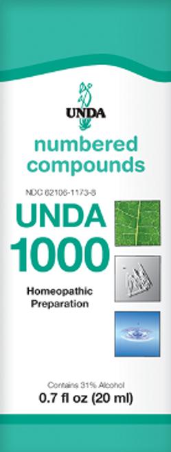 UNDA #1000 0.7 fl oz (20 ml)