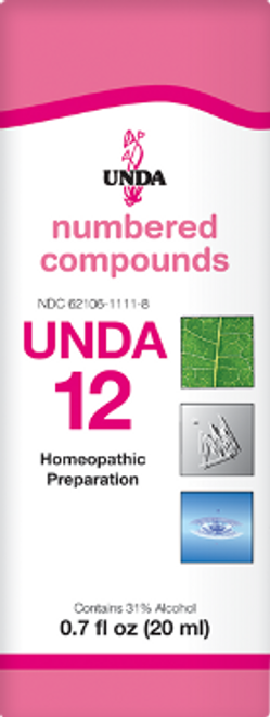 UNDA #12 0.7 fl oz (20 ml)