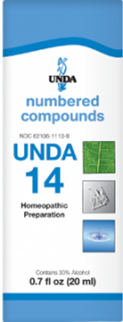 UNDA #14 0.7 fl oz (20 ml)