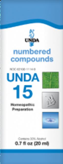 UNDA #15 0.7 fl oz (20 ml)