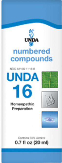 UNDA #16 0.7 fl oz (20 ml)