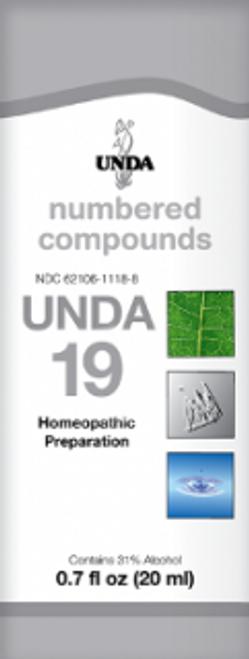 UNDA #19 0.7 fl oz (20 ml)