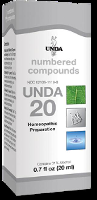 UNDA #20 0.7 fl oz (20 ml)
