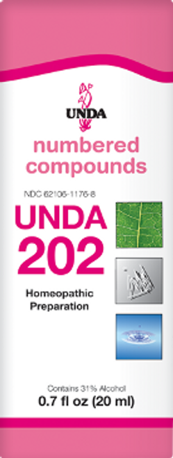 UNDA #202 0.7 fl oz (20 ml)