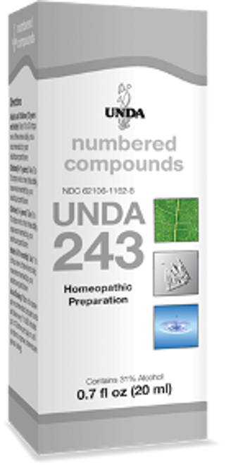 UNDA #243 0.7 fl oz (20 ml)