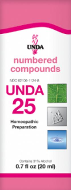 UNDA #25 0.7 fl oz (20 ml)