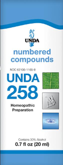 UNDA #258 0.7 fl oz (20 ml)