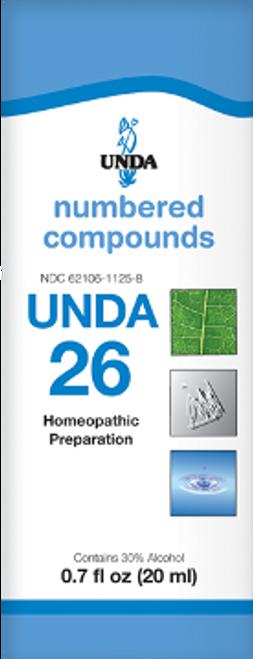 UNDA #26 0.7 fl oz (20 ml)