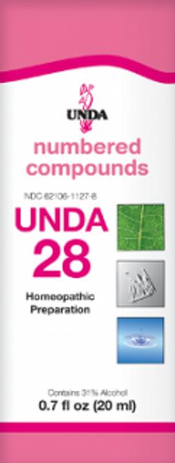UNDA #28 0.7 fl oz (20 ml)