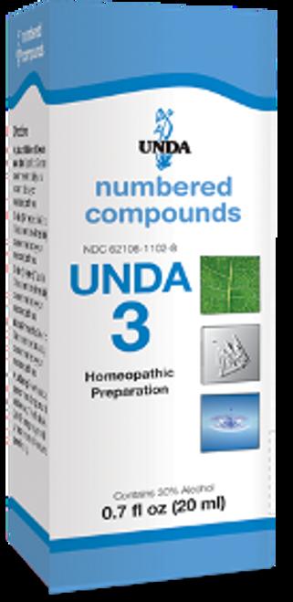 UNDA #3 0.7 fl oz (20 ml)