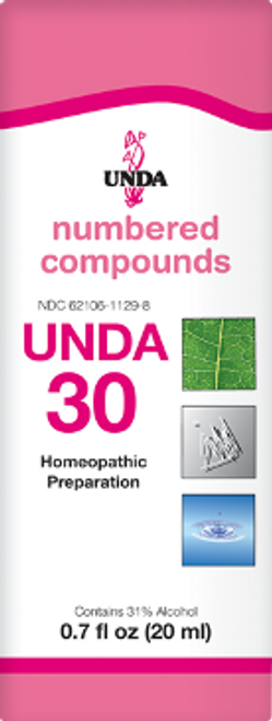 UNDA #30 0.7 fl oz (20 ml)