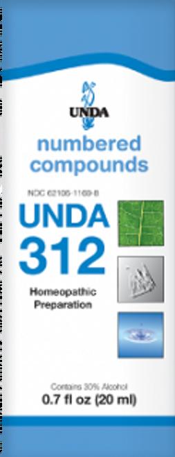 UNDA #312 0.7 fl oz (20 ml)
