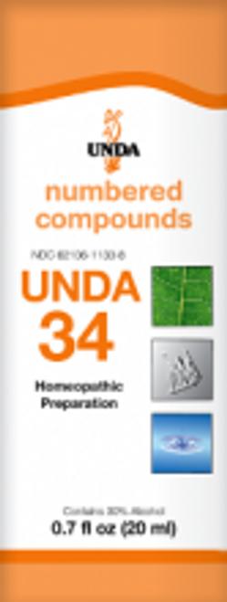 UNDA #34 0.7 fl oz (20 ml)